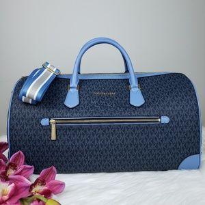 🌺NWT Michael Kors Travel duffle bag french blue